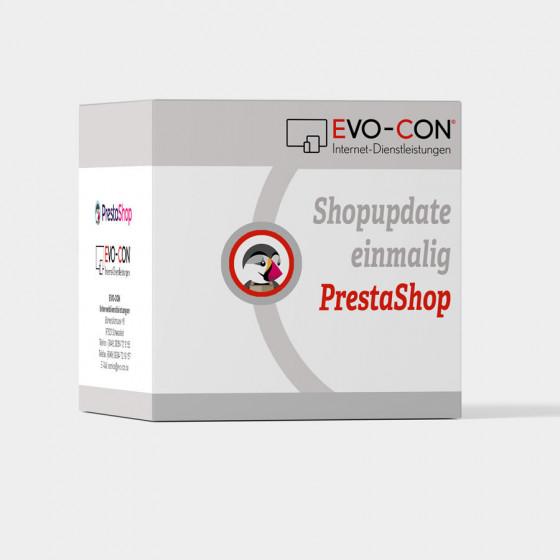 Shopupdate PrestaShop 1.7.x einmalig PREMIUM