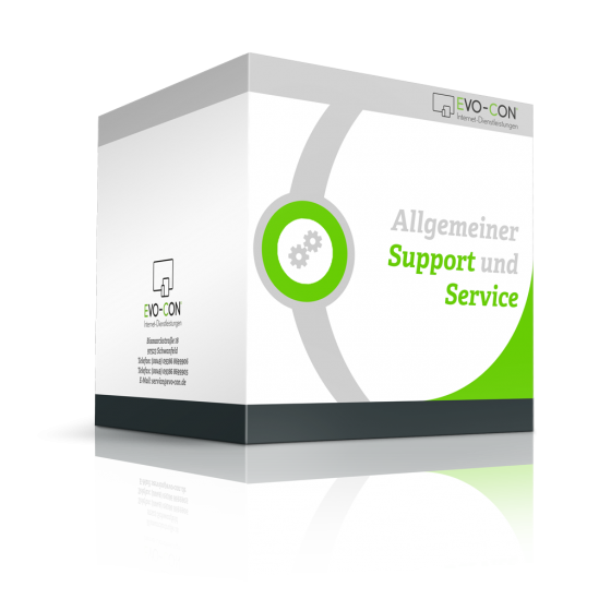 Allgemeiner Support & Service Modulbox
