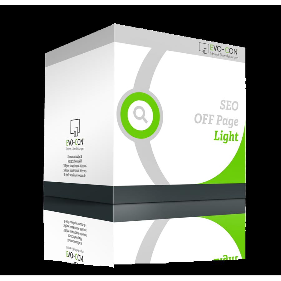 Suchmaschinenoptimierung OFF Page Light Modulbox