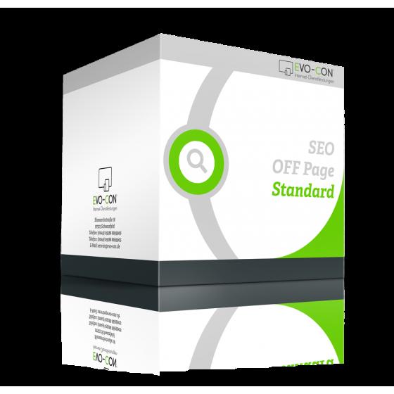Suchmaschinenoptimierung OFF Page Standard Modulbox
