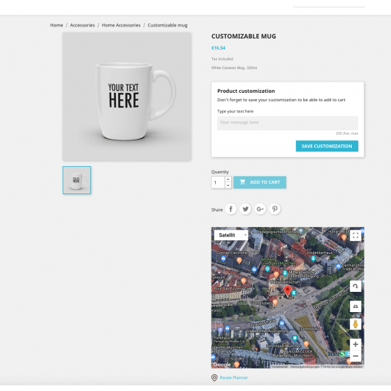 Product MAP Pro - 1.7 - 1 Jahr Support