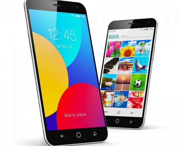 Kontinuierlich steigende Smartphonenutzung