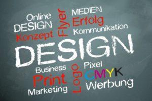 Grafikdesign und Printwerbung / Online- und Offline Marketing