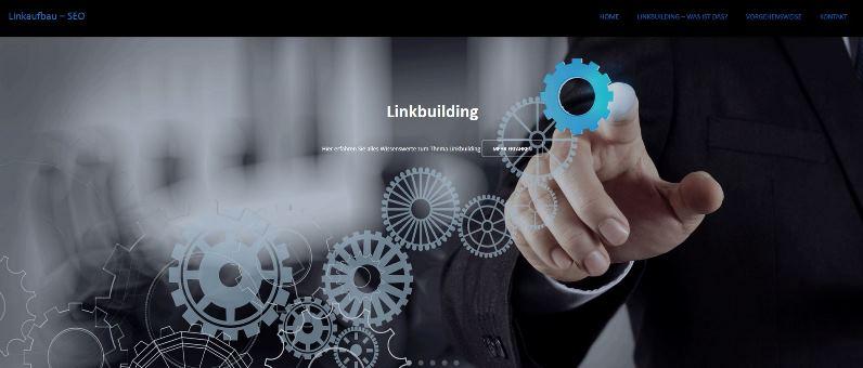 Suchmaschinenoptimierung Linkbuilding