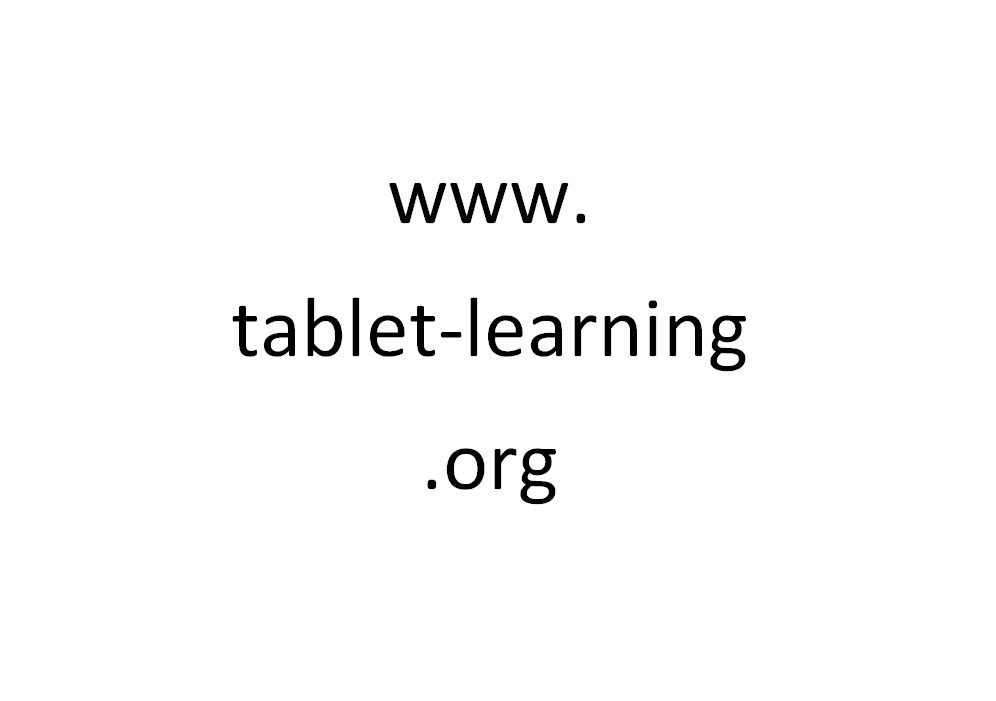 www.tablet-learning.org