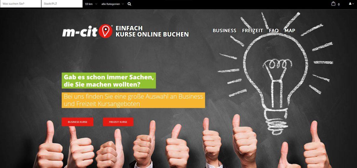 www.m-cit.de - Der Online-Bildungsmarktplatz