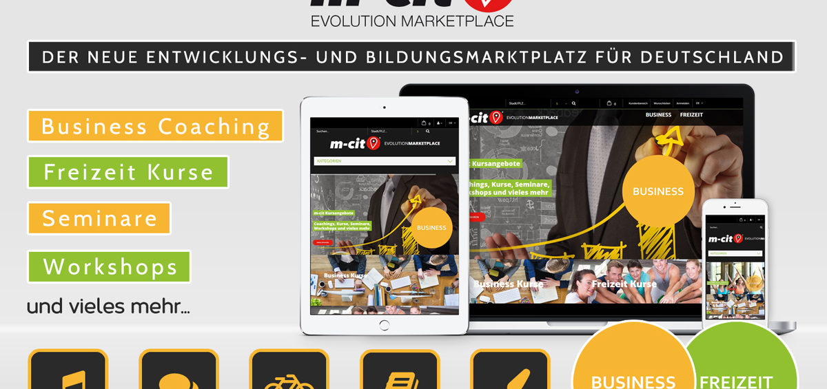 Bildungsmarktplatz - www.m-cit.de - Kurse, Seminare, Fortbildungen, Weiterbildungen