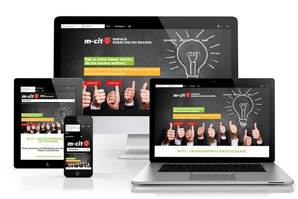 Individuelle Online Shop Erstellung