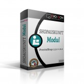 Shopauskunft Modul für PrestaShop 1.5.x - 1.6.x