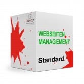 Webseiten Management - Standard
