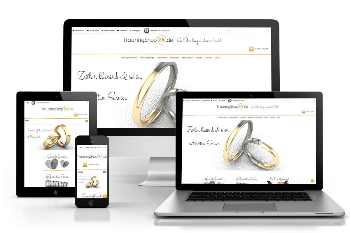 SEO und Support des Online-Shop