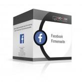 Wir erstellen Ihnen eine professionelle Facebook Unternehmensseite.