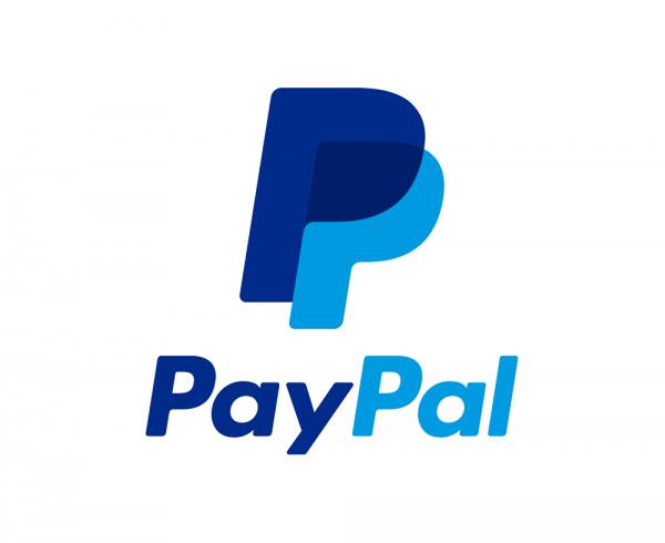 Paypal Zahlungsmethode Firmenlogo