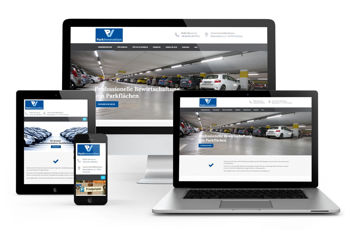 Webseitenerstellung und Suchmaschienoptimierung