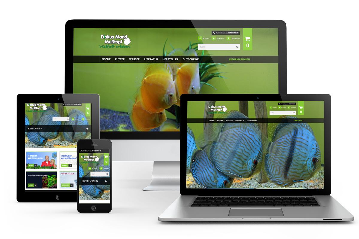 Kompletter Online-Shop Support und Programmierung
