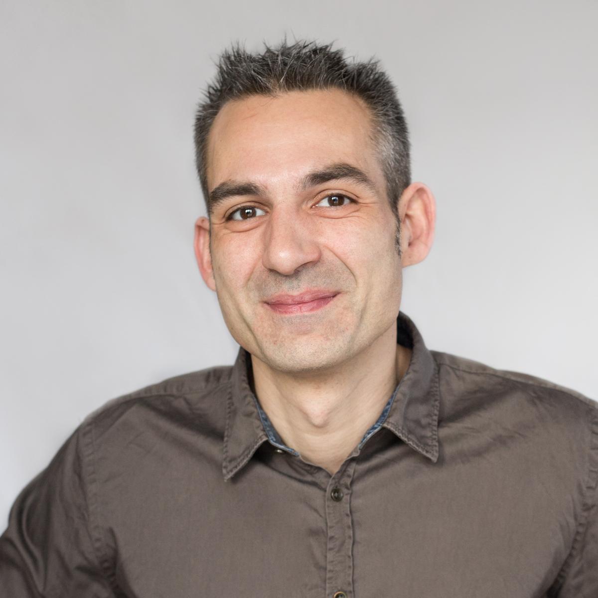 Dominik Karch Inhaber und CEO von EVO-CON