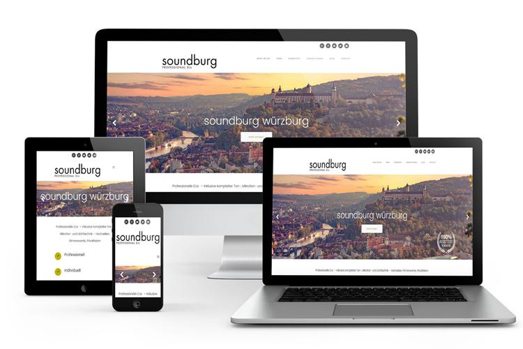 Ref-Soundburg Online Shop