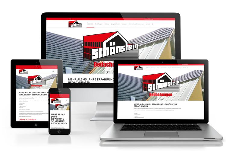 ref-schoenstein-bedachungen Webseiten Erstellung