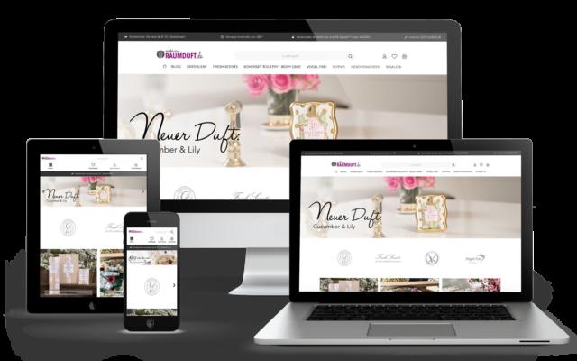 Online Shop Erstellung Shopware