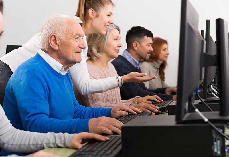 Computerkurs Weiterbildung