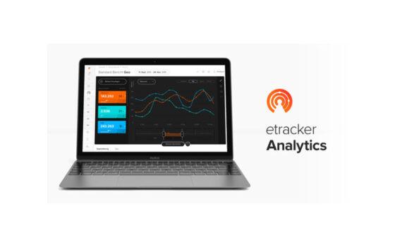 Etracker Analytics MacBook