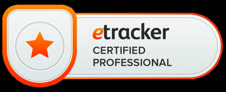 evo-con ist etracker professional certified
